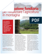 Articolo sull'associazione fondiaria