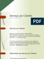 Serviço ao Cliente.pptx