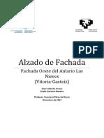 ALZADO FACHADA