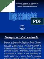 Drogas Na Adolescencia