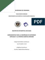Herramientas Para La Enseñanza en Entornos Virtuales y La Interfaz Gráfica RKWARD