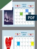 Johan Alzate Franco 9-e Calendario