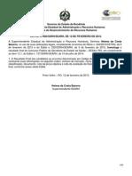 038 Homologacao Do Resultado Final Do Concurso Publico SESAU RO1