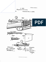 lee magarine rifle patent Us 221328