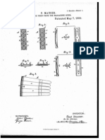 paul mauser cartridge feed patent Us 402605