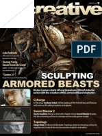3DCreative Magazine Issue 077 January 2012