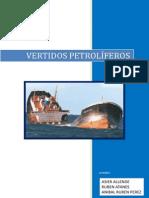 RIESGO VERTIDOS PETROLIFEROS