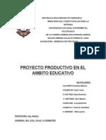 Gerencia de Proyecto Grupo 3.