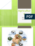 Agriculture MLS 2-B Group 6