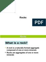 Module 6 - Rocks