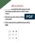 02 Bentuk Eselon Baris