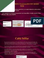 Conexiones Coaxiales y Guia de Onda Rectagular
