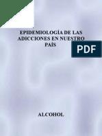Epidemiologia de Las Adicciones