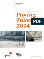 Pwc Paying Taxes 2014