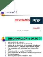 OSE Sis - U01 Información