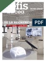 De La Recherche a Lindustrie 2013