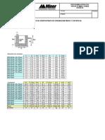 Quant. Disp. de Drenagem CT-2011KS-04 e 05