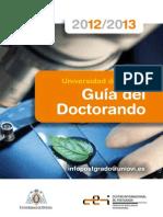 DOCTORANDO2012-13