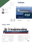 Sea Dragon 2300 Teu Container Feeder