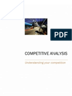 Competitor Analysis Tool 4-18-12