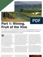 Napa Valley - Wine Guide - California