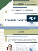 Etica en El Marketing