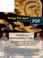 Things Fall Apart Novel Review