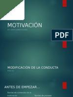 0.- La Motivación Segunda Parte
