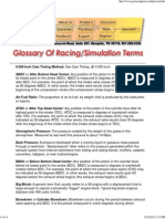 Glossary of Technical Terms