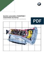 E65 Cambio Automático GA6HP26Z y Transmisión de Fuerza MT
