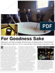 Sake - Microbial Swordplay and Surprisingly Complex Flavors