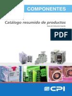 Catalogo Resumido Componentes