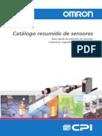 Catalogo Resumido Sensores