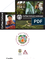UNESCO Coffee Cultural Landcape of Colombia Nomination File to World Heritage List