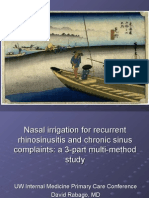 1-17-07-Rabago-nasal Irrigation Int Med Talk 2007 2