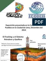 Exposicion Cumbre de Los Pueblos