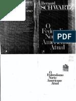 O Federalismo Norte-Americano Atual