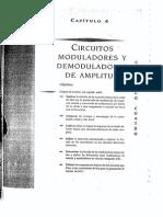 Circuitos Moduladores y Demoduladores de Amaplitud