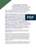 Historia del futbol argentino.docx