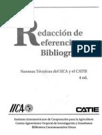 Normas de Redacción y Citación CATIE