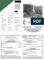 1 31 2010 Web Bulletin