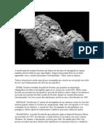 A sonda espacial europeia Rosetta.docx