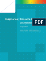 Imaginarios y Consumo Cultural - Tercer Informe - 2014