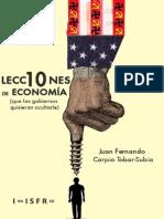 10 lecciones de Economia (que l - Juan Fernando Carpio Tobar-Subi.pdf
