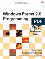 (Microsoft .NET development series) Chris Sells, Michael Weinhardt-Windows Forms 2.0 programming-Addison-Wesley (2006).pdf