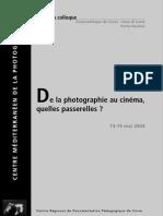 Colloque3 Photographie Et Cinéma Corsica