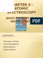 Atomic spectroscopy notes