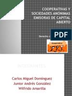 Carlos M Cooperativas