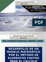 Presentacion CONEIC Bolivia