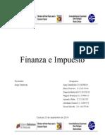 Finanzas e Impuestos inform